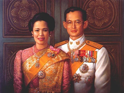 thailand-sirikit-bhumibol-koningshuis